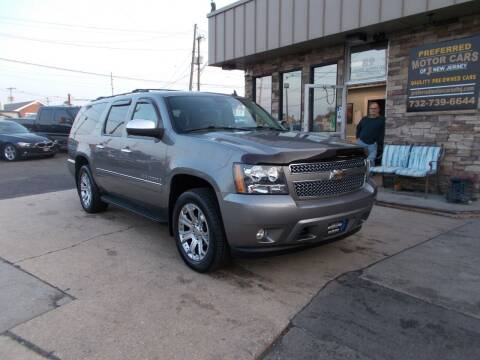 2009 Chevrolet Suburban for sale at Preferred Motor Cars of New Jersey in Keyport NJ
