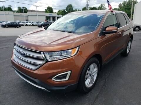 2017 Ford Edge for sale at Hi-Lo Auto Sales in Frederick MD