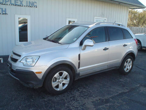 2014 Chevrolet Captiva Sport for sale at World of Wheels Autoplex in Hays KS