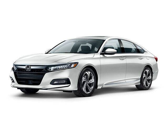 2020 Honda Accord for sale at Jensen's Dealerships in Sioux City IA