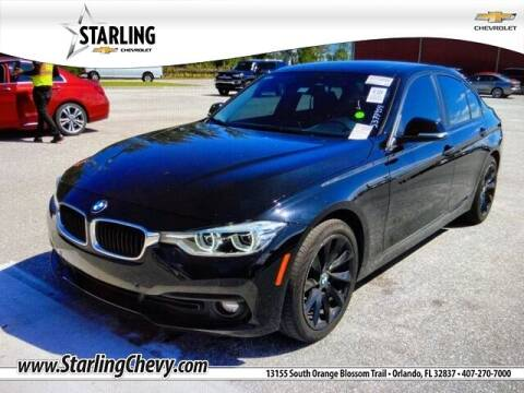 2018 BMW 3 Series for sale at Pedro @ Starling Chevrolet in Orlando FL