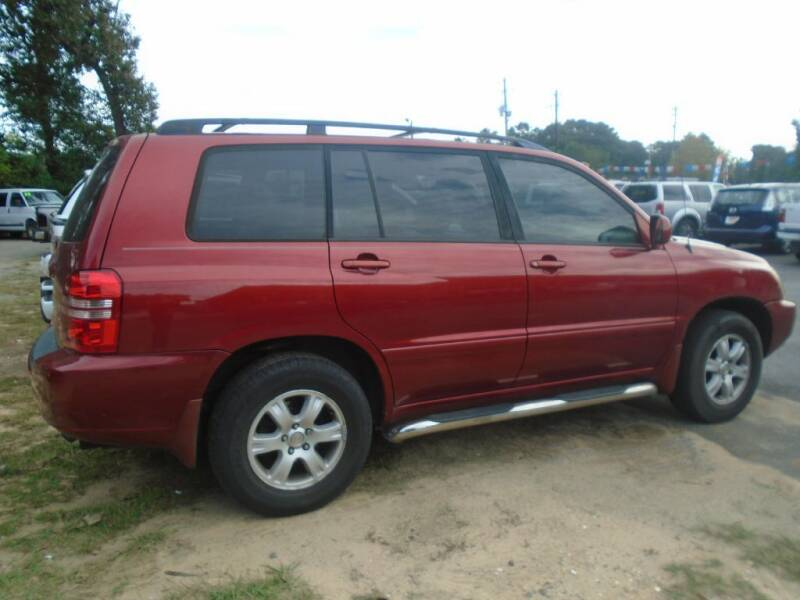 2001 Toyota Highlander for sale at Alabama Auto Sales in Semmes AL