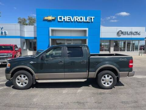 2006 Ford F-150 for sale at Finley Motors in Finley ND