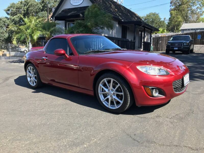 2011 Mazda MX-5 Miata for sale at Three Bridges Auto Sales in Fair Oaks CA