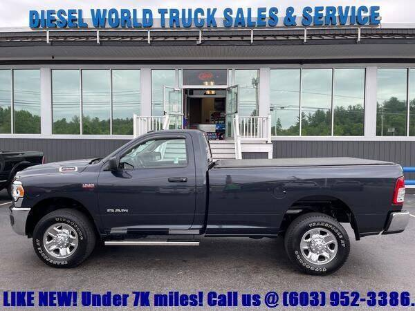 2019 RAM Ram Pickup 2500 for sale at Diesel World Truck Sales in Plaistow NH