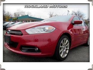 2013 Dodge Dart for sale at Rockland Automall - Rockland Motors in West Nyack NY