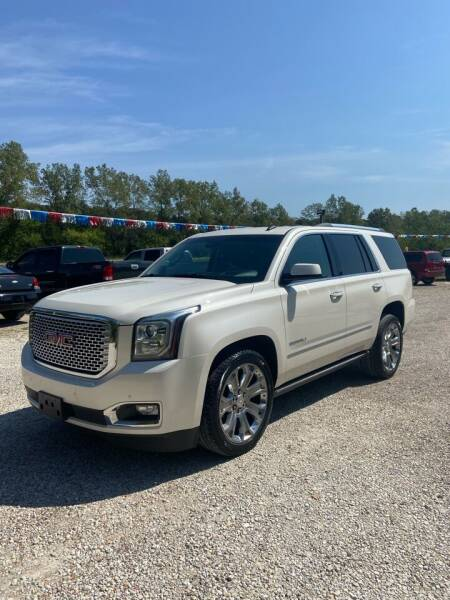 2015 GMC Yukon for sale at Dons Used Cars in Union MO