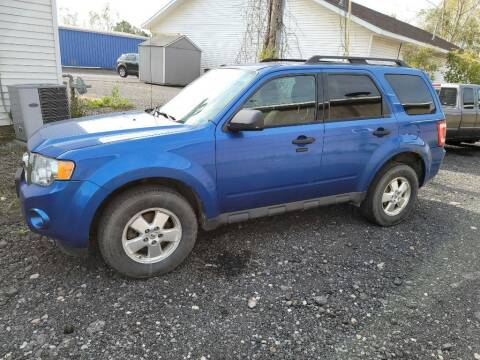 2012 Ford Escape for sale at CRYSTAL MOTORS SALES in Rome NY