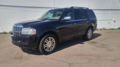 2007 Lincoln Navigator for sale at Advantage Motorsports Plus in Phoenix AZ