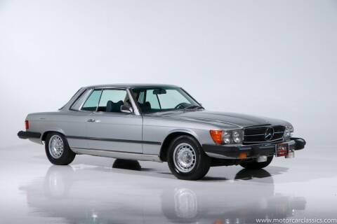 1975 Mercedes-Benz 450-Class for sale at Motorcar Classics in Farmingdale NY