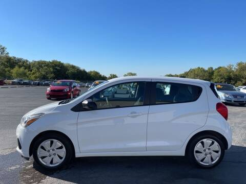 2016 Chevrolet Spark for sale at CARS PLUS CREDIT in Independence MO