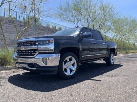 2017 Chevrolet Silverado 1500 for sale at MyAutoJack.com @ Auto House in Tempe AZ