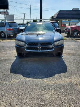 2012 Dodge Charger for sale at Dependable Auto Sales in Montgomery AL