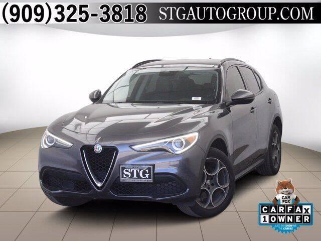 2018 Alfa Romeo Stelvio for sale in Montclair, CA