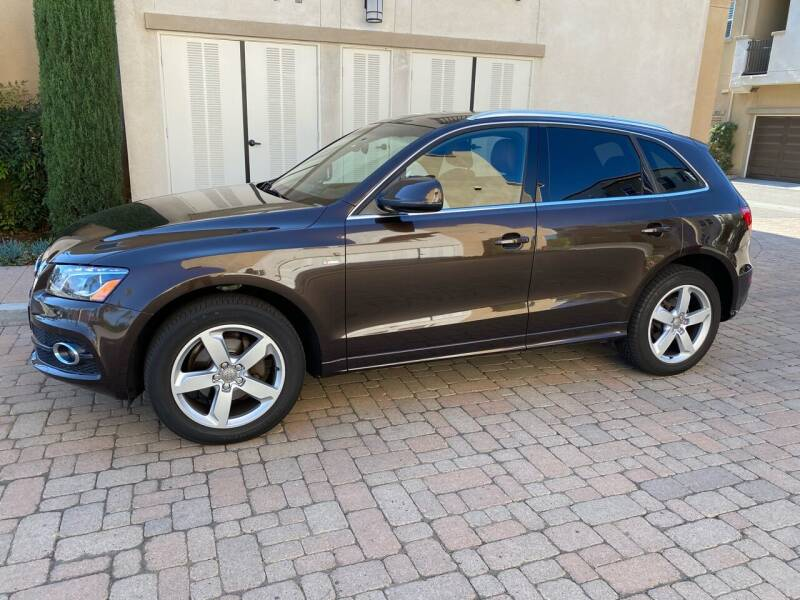 2012 Audi Q5 for sale at California Motor Cars in Covina CA