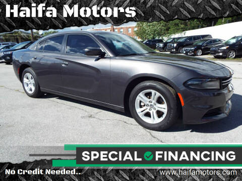 2015 Dodge Charger for sale at Haifa Motors in Philadelphia PA