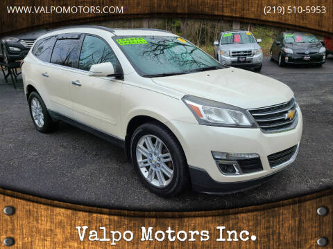 2014 Chevrolet Traverse for sale at Valpo Motors Inc. in Valparaiso IN