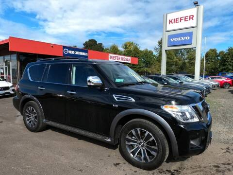 2020 Nissan Armada for sale at Kiefer Nissan Budget Lot in Albany OR