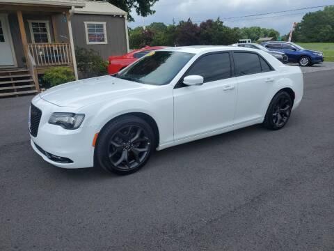 2021 Chrysler 300 for sale at G. B. ENTERPRISES LLC in Crossville AL