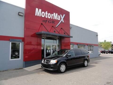 2019 Dodge Grand Caravan for sale at MotorMax of GR in Grandville MI