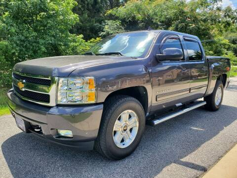 2010 Chevrolet Silverado 1500 for sale at Marks and Son Used Cars in Athens GA