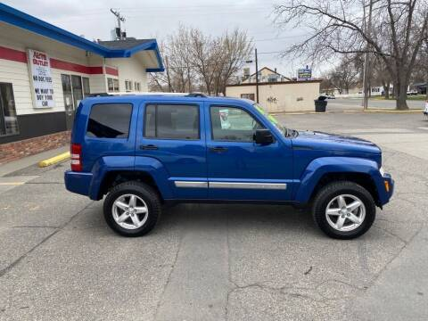 2010 Jeep Liberty for sale at Auto Outlet in Billings MT