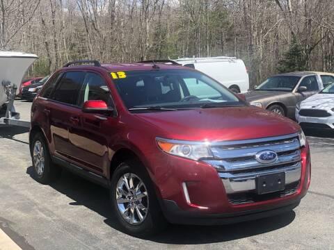 2013 Ford Edge for sale at Elite Auto Sales in North Dartmouth MA