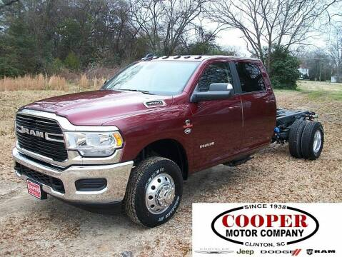 2020 RAM Ram Chassis 3500 for sale at Cooper Motor Company in Clinton SC