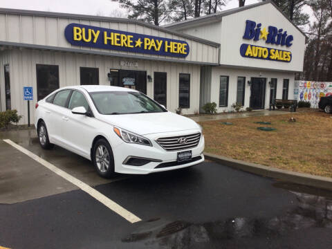 2016 Hyundai Sonata for sale at Bi Rite Auto Sales in Seaford DE