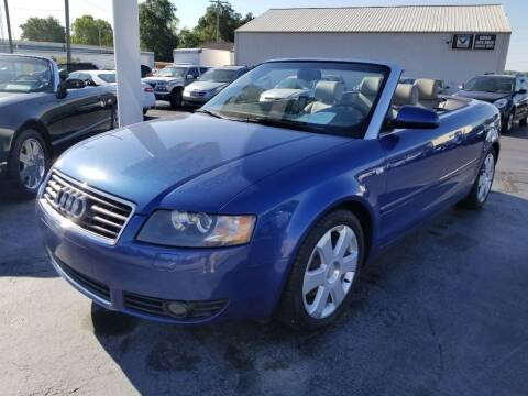 2004 Audi A4 for sale at Larry Schaaf Auto Sales in Saint Marys OH