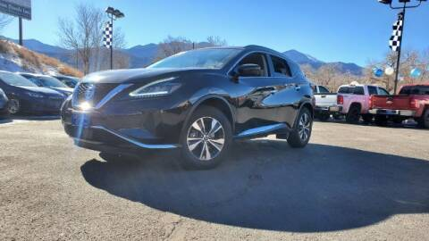 2020 Nissan Murano for sale at Lakeside Auto Brokers in Colorado Springs CO