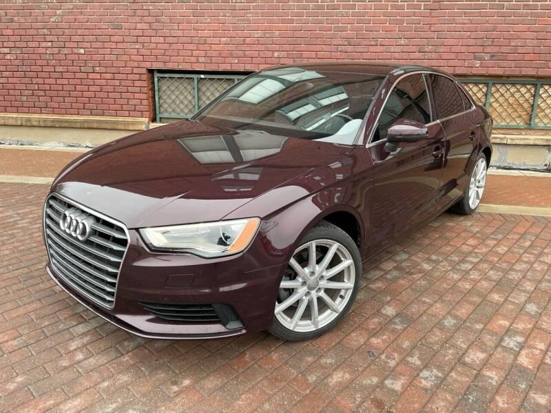 2015 Audi A3 for sale at Euroasian Auto Inc in Wichita KS