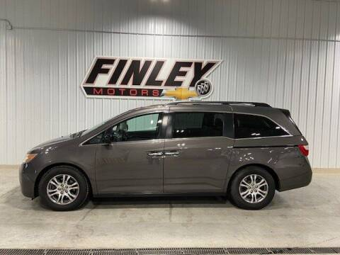2013 Honda Odyssey for sale at Finley Motors in Finley ND