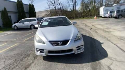 2008 Toyota Camry Solara for sale at Cj king of car loans/JJ's Best Auto Sales in Troy MI