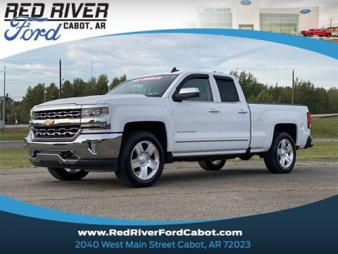 2017 Chevrolet Silverado 1500 for sale at RED RIVER DODGE - Red River of Cabot in Cabot, AR