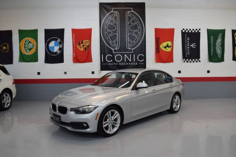 2016 BMW 3 Series for sale at Iconic Auto Exchange in Concord NC