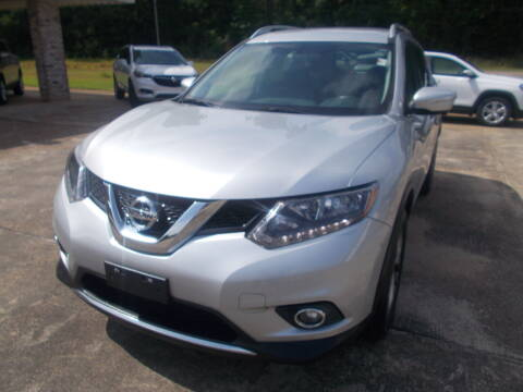 2015 Nissan Rogue for sale at Howell Buick GMC Nissan in Summit MS