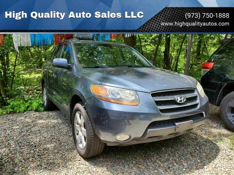 2009 Hyundai Santa Fe for sale at High Quality Auto Sales LLC in Bloomingdale NJ