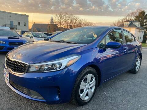 2015 Kia Forte for sale at 1NCE DRIVEN in Easton PA