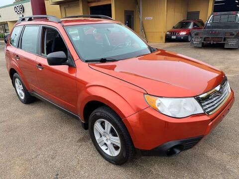 2010 Subaru Forester for sale at Austin Direct Auto Sales in Austin TX