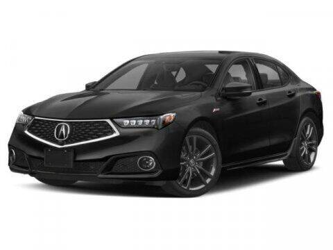 2019 Acura TLX for sale at J T Auto Group in Sanford NC