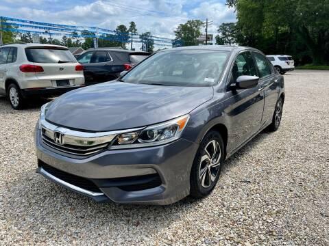 2017 Honda Accord for sale at Southeast Auto Inc in Baton Rouge LA