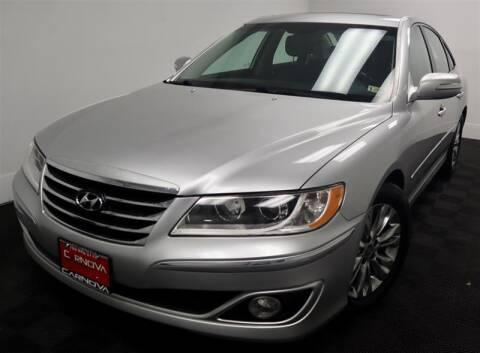 2013 Hyundai Azera for sale at CarNova in Stafford VA