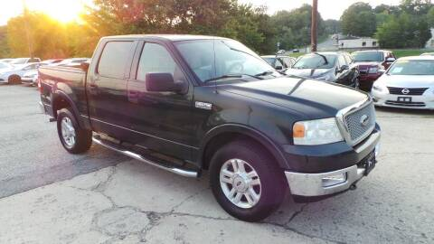 2004 Ford F-150 for sale at Unlimited Auto Sales in Upper Marlboro MD