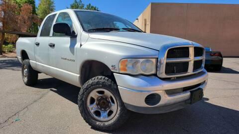 2005 Dodge Ram Pickup 2500 for sale at Arizona Auto Resource in Tempe AZ