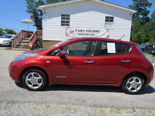 2012 Nissan LEAF for sale in Sanford, NC