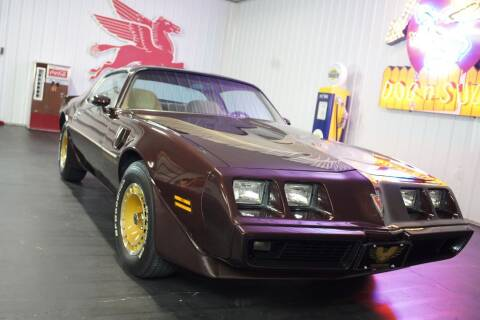 1981 Pontiac Firebird for sale at Belmont Classic Cars in Belmont OH