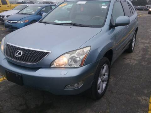 2007 Lexus RX 350 for sale at Knowlton Motors, Inc. in Freeport IL