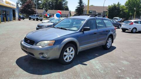 2006 Subaru Outback for sale at Good Guys Used Cars Llc in East Olympia WA