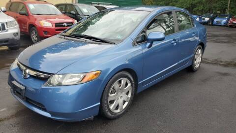 2008 Honda Civic for sale at GA Auto IMPORTS  LLC in Buford GA